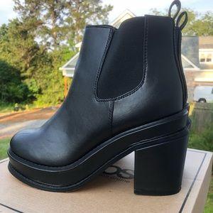 ASOS platform boots UK 8/ Women's